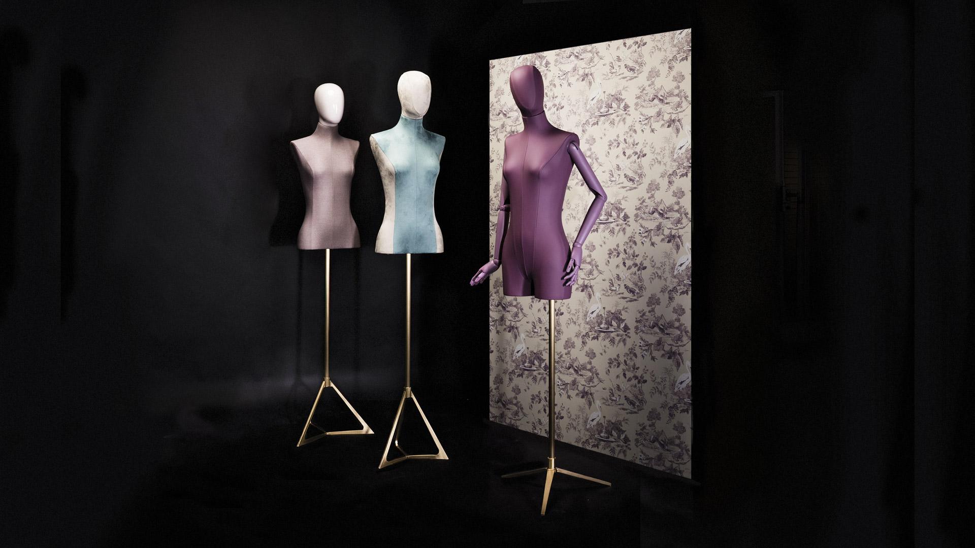 bespoke mannequin torsos
