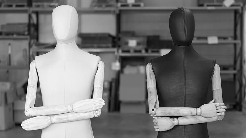 sustainable mannequins