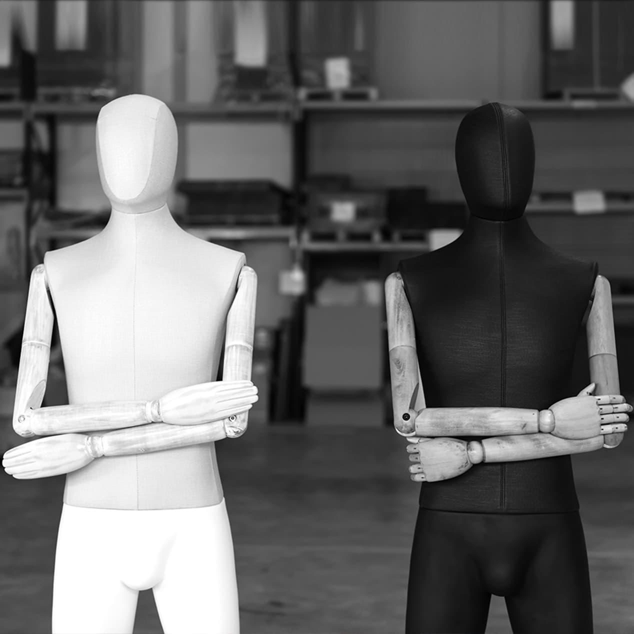 restyling resistek mannequins