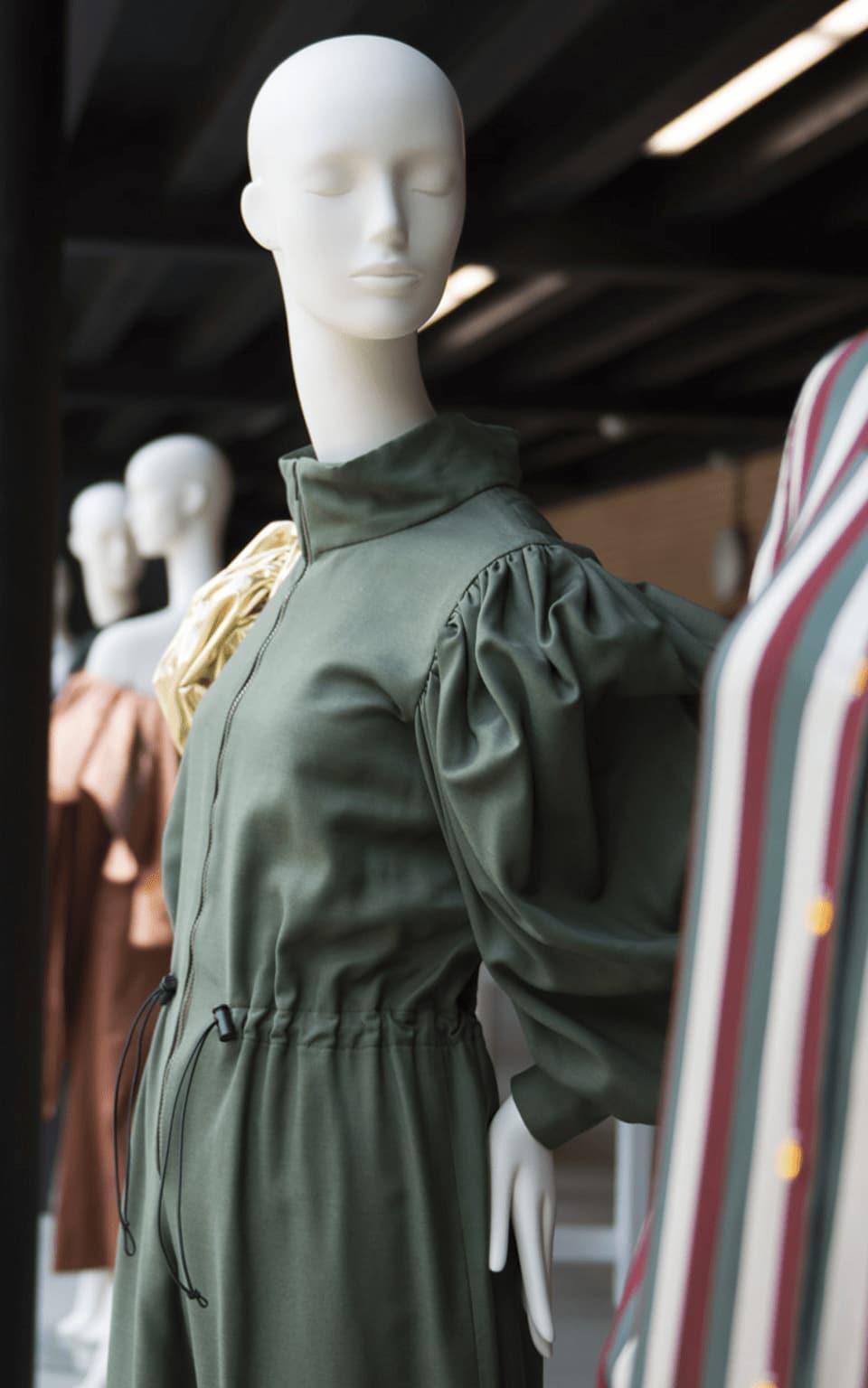 mannequins collaborations designers