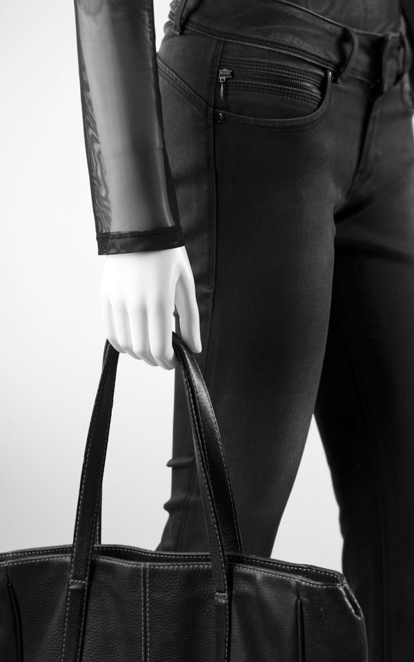 bag hand mannequins