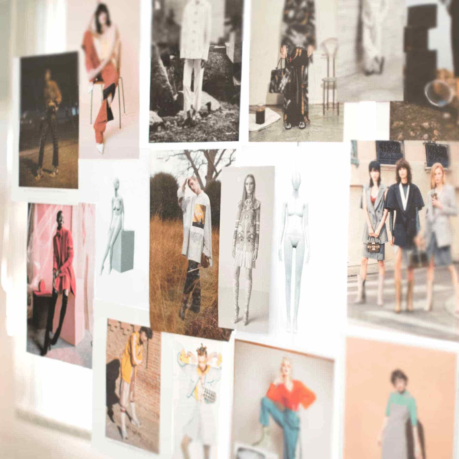 mood board mannequin lab