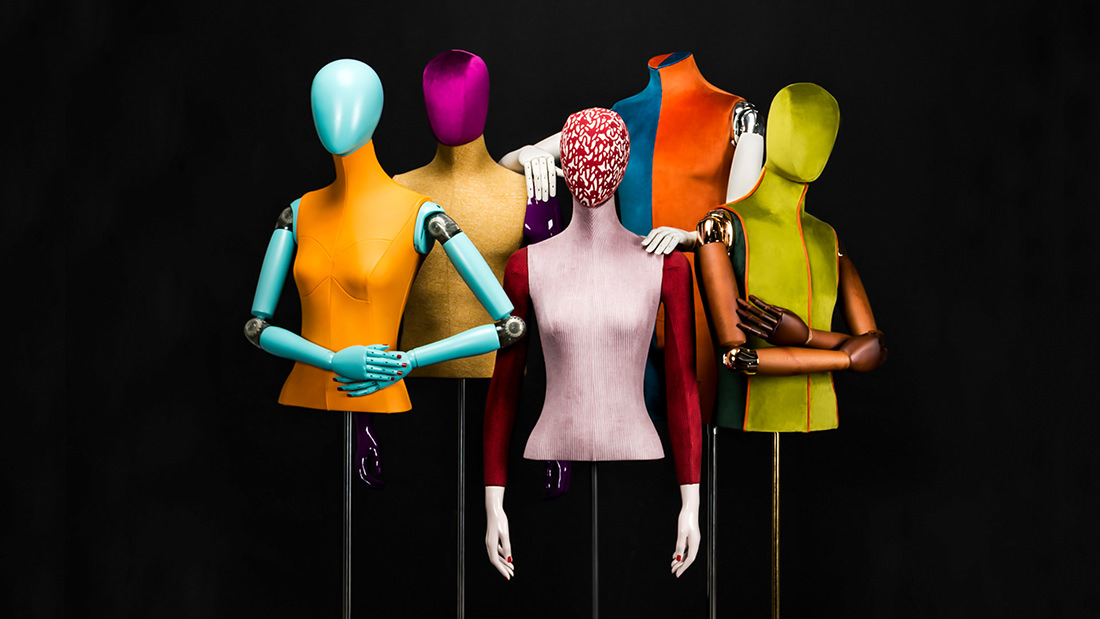 tailor made torsos made in Spain