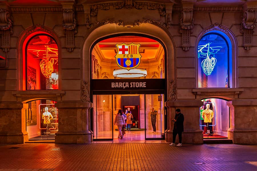 new-trends-in-the-sports-retail -barça store