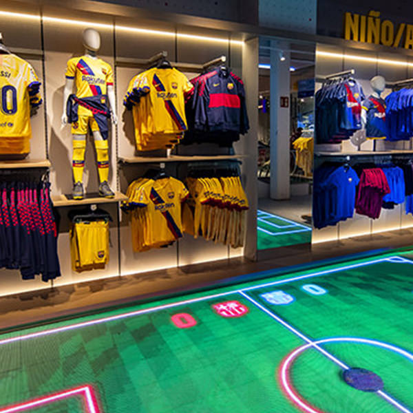 new trends in the sports retail