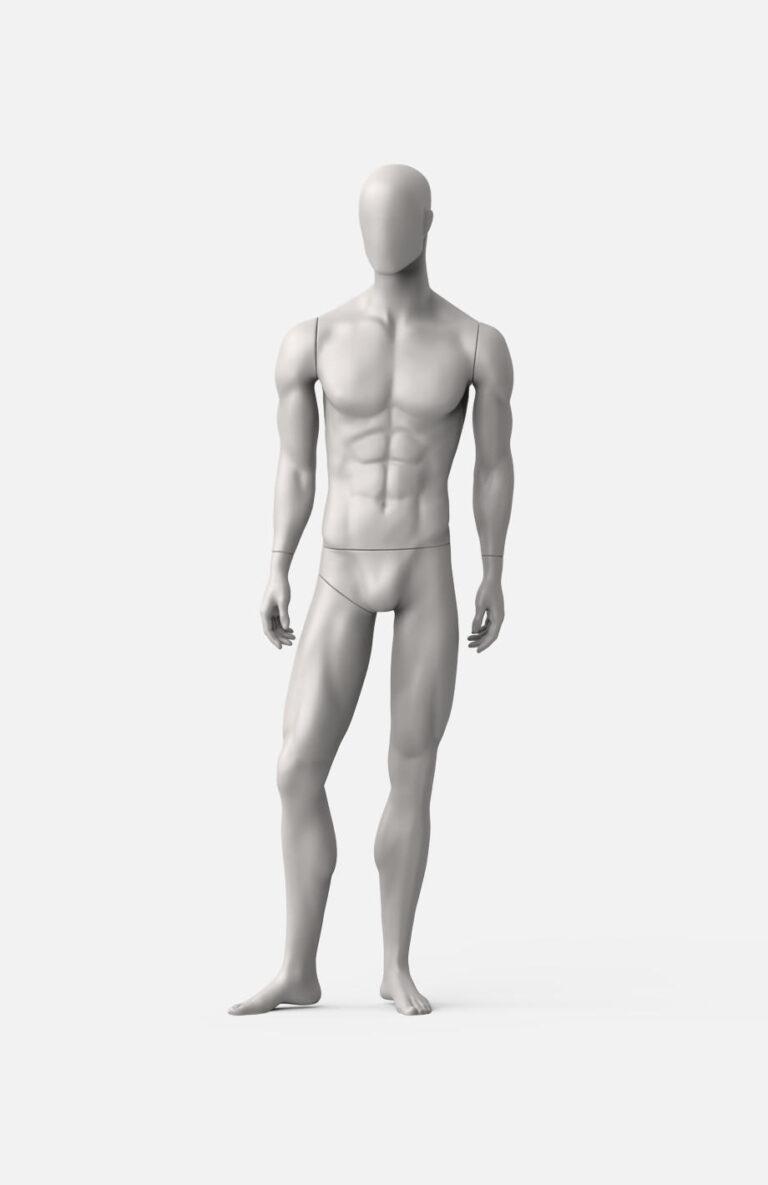 Athleisure male mannequin