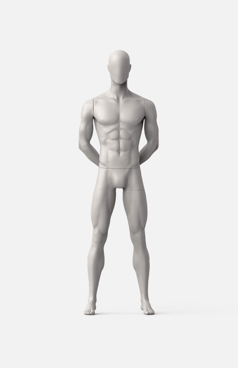 male sport mannequin 2
