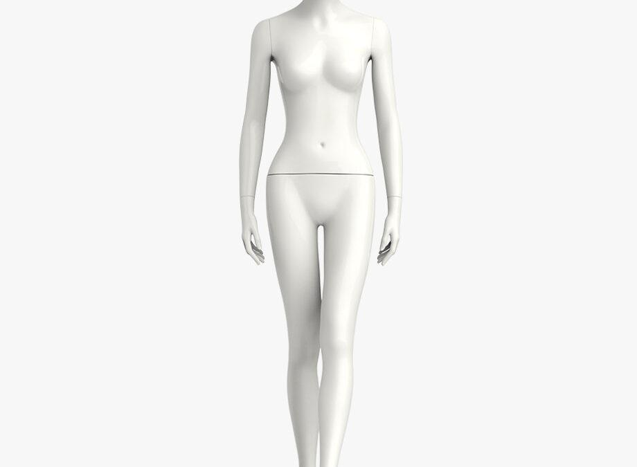 Female mannequin 3 – Perfect Fit