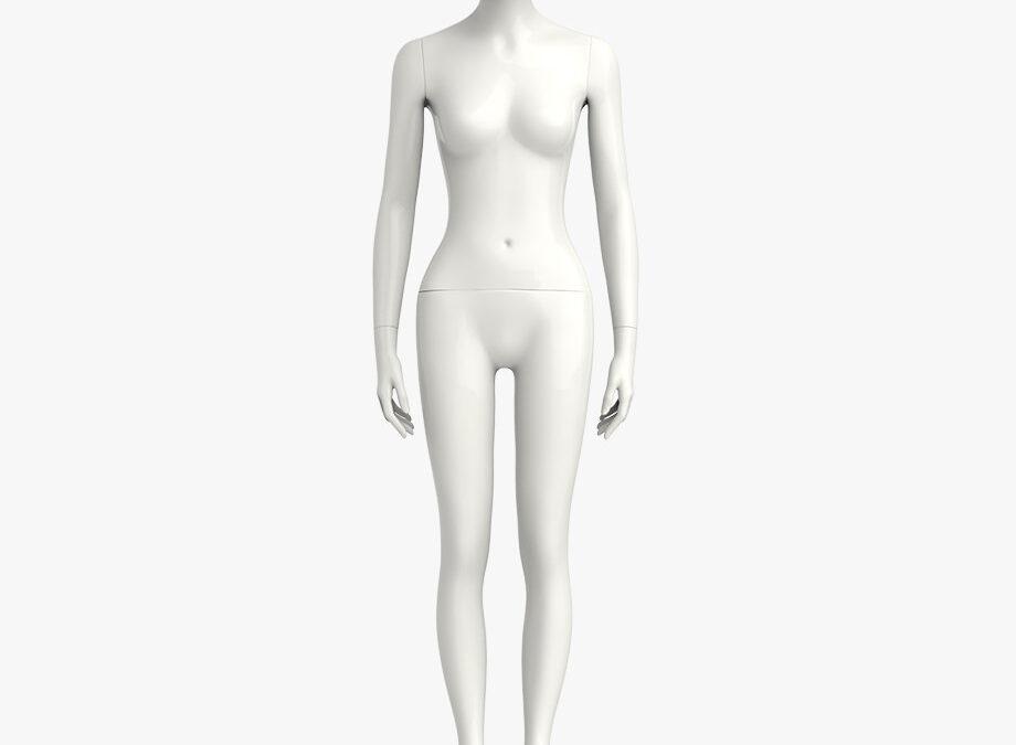 Female mannequin 4 – Perfect Fit