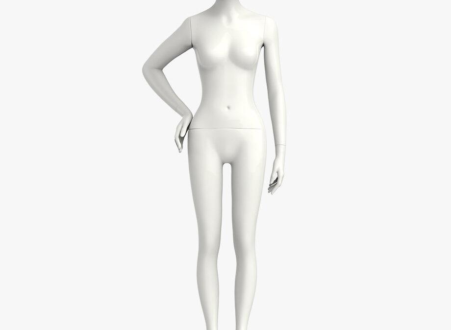 Female mannequin 5 – Perfect Fit