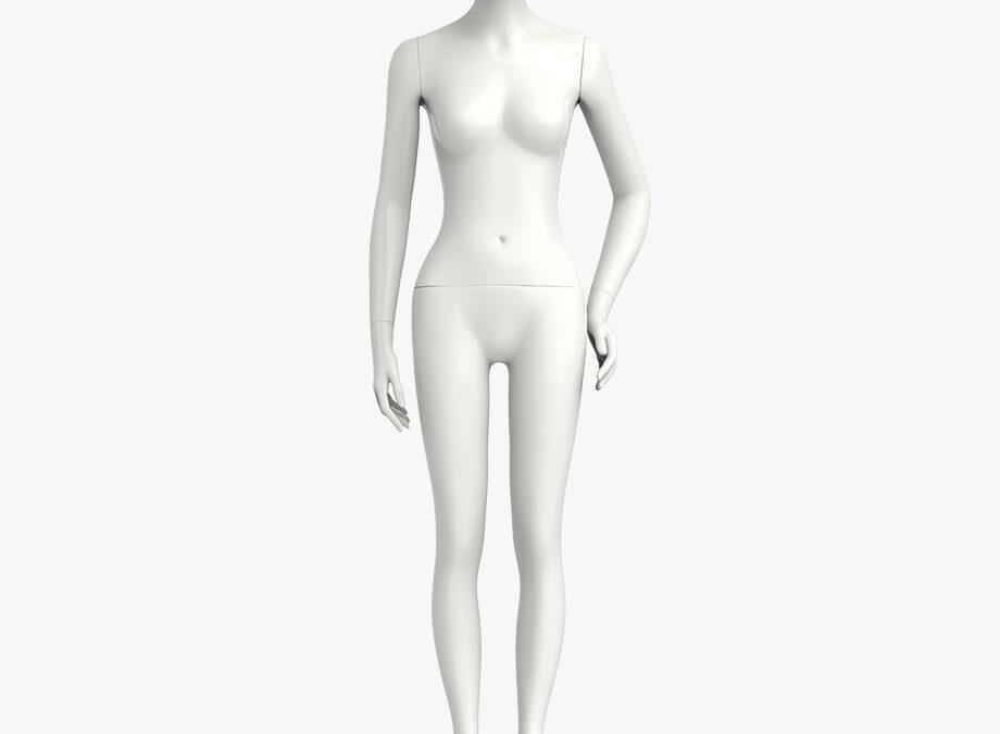 Female mannequin 6 – Perfect Fit