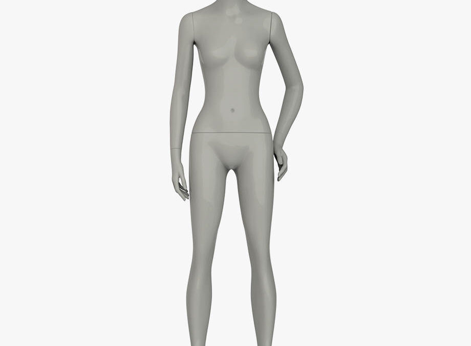 Headless female sport mannequin 3 – elite sport