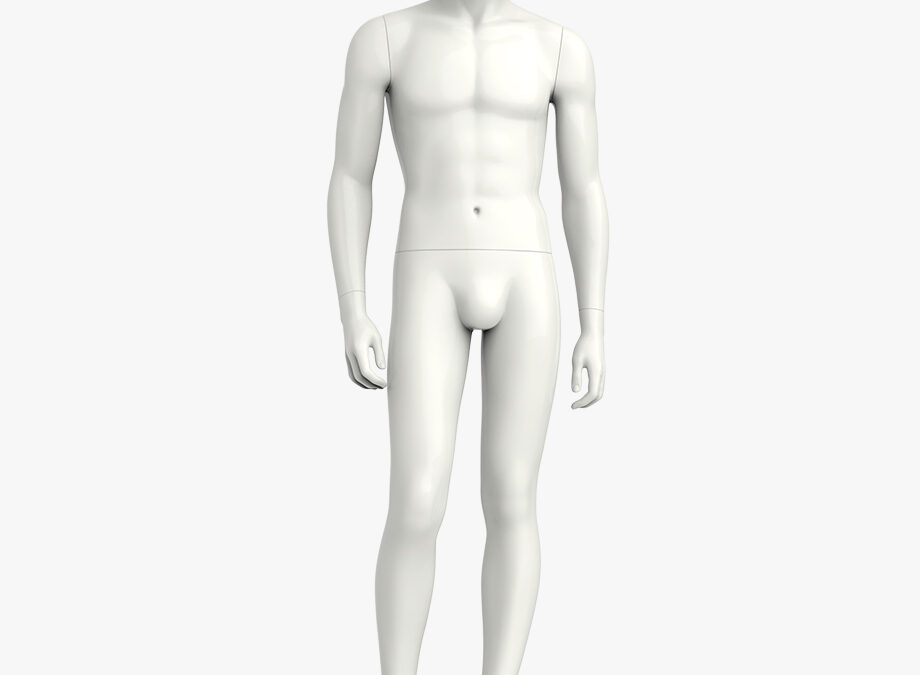 Male mannequin 3 – Perfect Fit