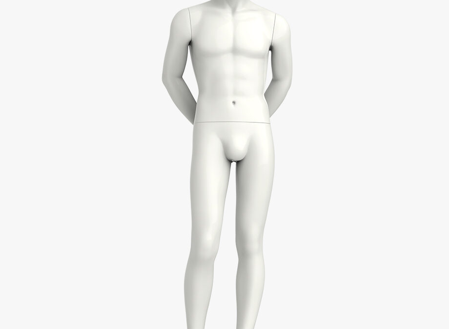 Male mannequin 4 – Perfect Fit