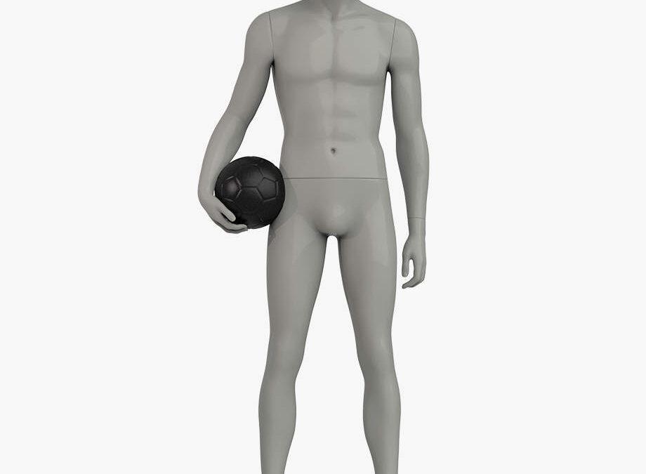 Male sport mannequin 3 – Elite sport