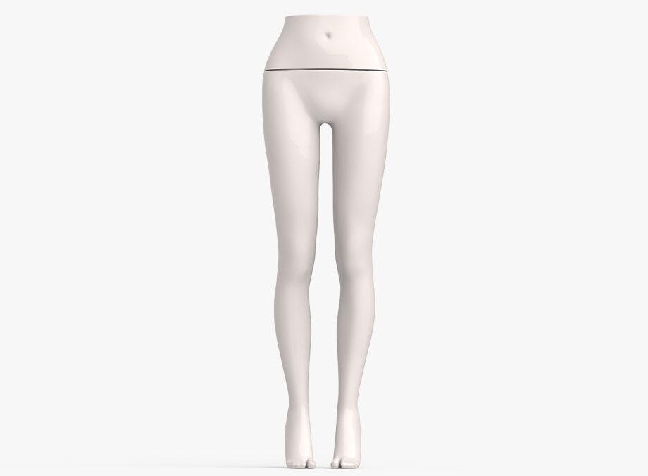 FEMALE LEG DISPLAY 3 – PERFECT FIT
