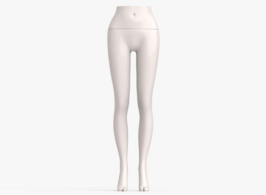 FEMALE LEG DISPLAY 2 – PERFECT FIT