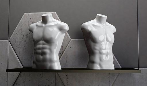 torsos manneuqins small