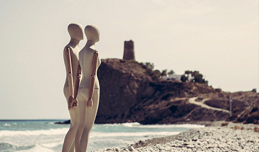 wooden arms mannequins samll